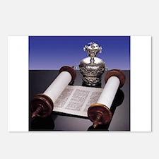 Torah Crown Postcards (Package of 8)