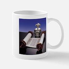 Torah Crown Mug