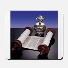 Torah Crown Mousepad