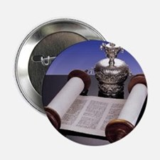 "Torah Crown 2.25"" Button (100 pack)"