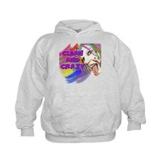 CLEAN AND CRAZY Hoodie
