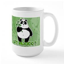got bamboo? Mug