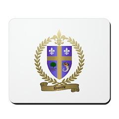 DIONNE Family Crest Mousepad