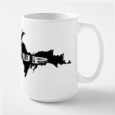 UP - Upper Peninsula Large Mug