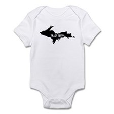 UP - Upper Peninsula Infant Bodysuit