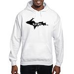 UP - Upper Peninsula Hooded Sweatshirt