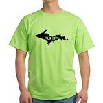 UP - Upper Peninsula Green T-Shirt