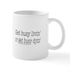 Living or Dying Small Mug