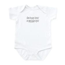 Living or Dying Infant Bodysuit