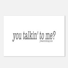 Talkin' to Me? Postcards (Package of 8)