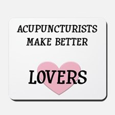 Acupuncture Mousepad