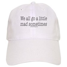 Mad Sometimes Baseball Cap