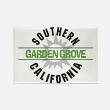Garden Grove California Rectangle Magnet (10 pack)
