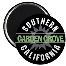 Garden Grove California Magnet