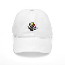 Cute Raygun Baseball Cap