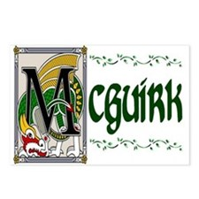 McGuirk Celtic Dragon Postcards (Package of 8)