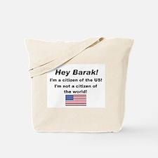 Funny Anti john mccain Tote Bag
