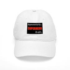 Superhero Acupuncturist Gift Baseball Cap