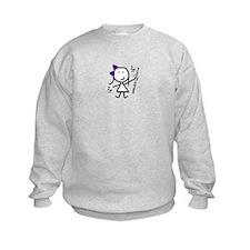 Bassoon - Purple Sweatshirt