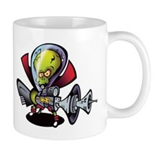 SpaceInvaderColorMug Mugs