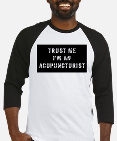 Acupuncture Baseball Jersey