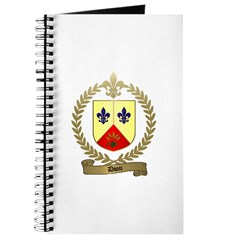 DION Family Crest Journal