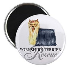 Yorkie Rescue Magnet