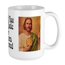 Thank You Saint Jude Mug