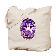 Dallas Police Officer Tote Bag