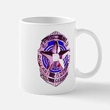 Dallas Police Officer Mug