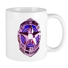 Dallas Police Officer Mug