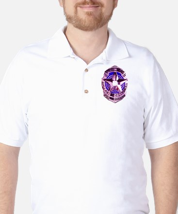 Dallas Police Officer Golf Shirt
