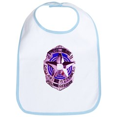 Dallas Police Officer Bib