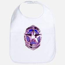 Dallas Police Officer Bib