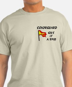 Colorguard Spin T-Shirt