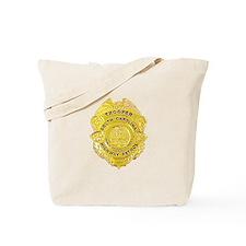 South Carolina Highway Patrol Tote Bag