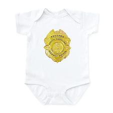 South Carolina Highway Patrol Infant Bodysuit