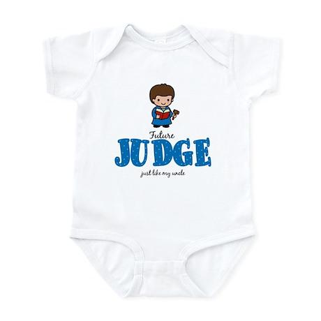 Future Judge Boy Like Uncle Baby Infant Bodysuit