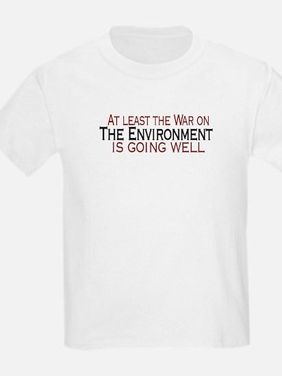 War on the Enviroment T-Shirt