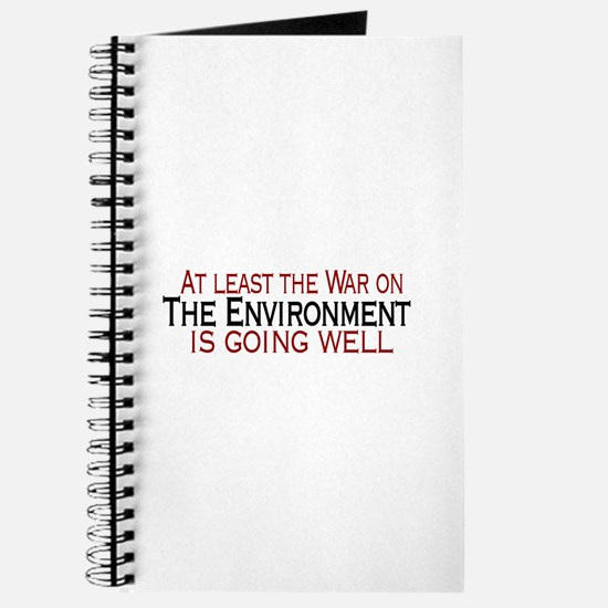 War on the Enviroment Journal