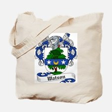 Watson Family Crest Tote Bag