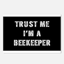 Beekeeper Postcards (Package of 8)