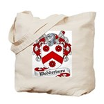 Wedderburn Family Crest Tote Bag