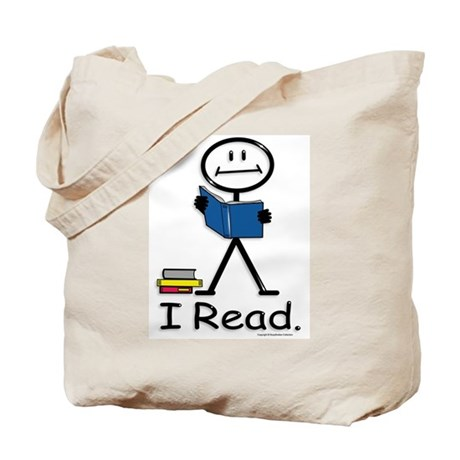 BusyBodies Reading Tote Bag