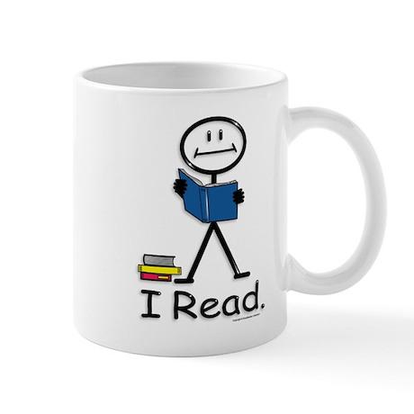 BusyBodies Reading Mug
