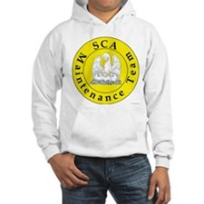 SCA Maintenance Team Hooded Sweatshirt