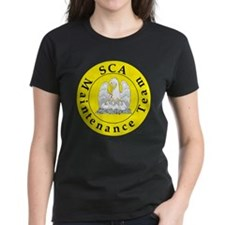 SCA Maintenance Team Women's Dark T-Shirt