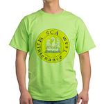 SCA Maintenance Team Green T-Shirt