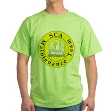 SCA Maintenance Team Green T-Shirt