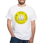 SCA Maintenance Team White T-Shirt